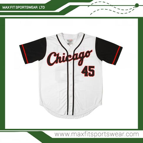 ec0f09c4 curve shap baseball jersey custom made pro team club league baseball ...