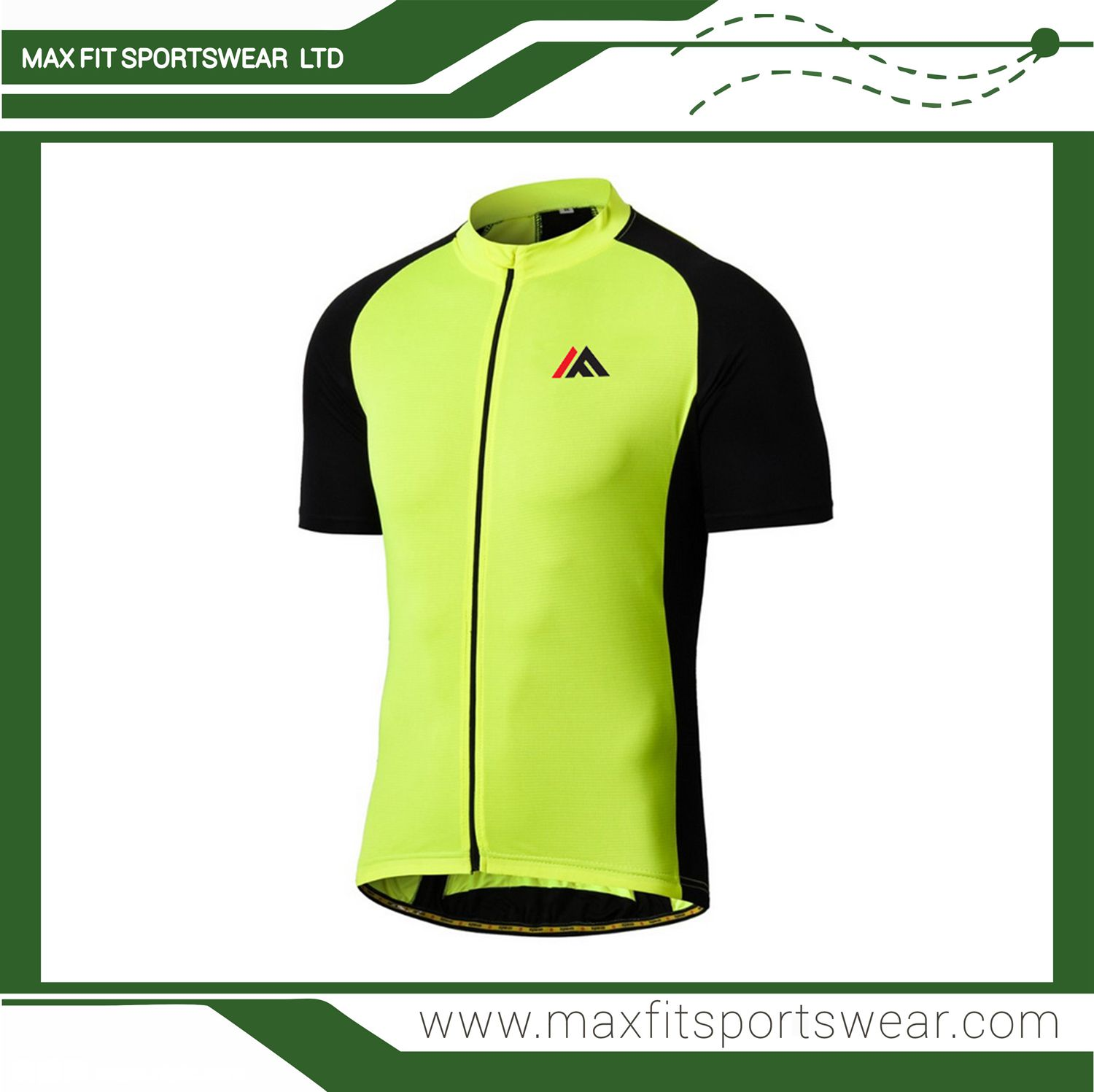 OEM coolmax sublimated customized cycling jersey-Product Center-Max ... e12d7692f